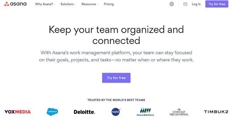 Asana Meeting Tool