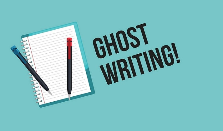 Ghost Writing Service Professional