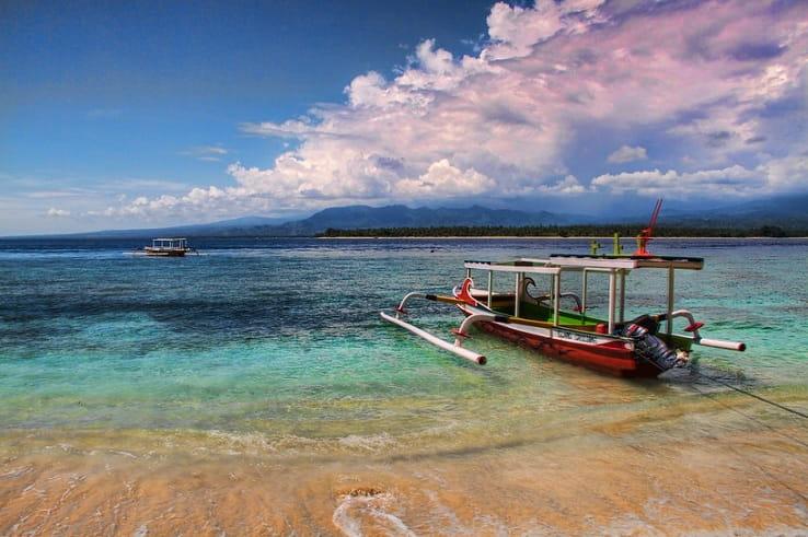 Honeymoon Spot Gili Islands Bali