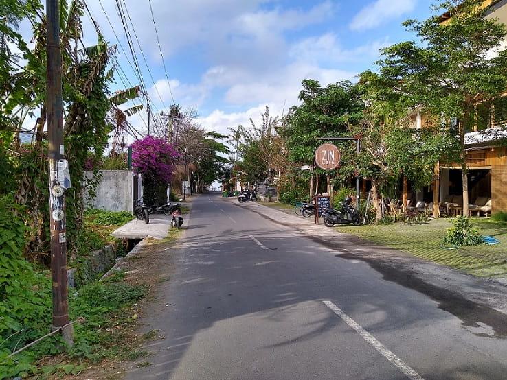 Honeymoon in Canggu Bali