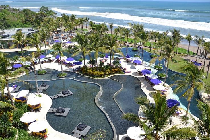 Honeymoon in Seminyak Hotel Bali
