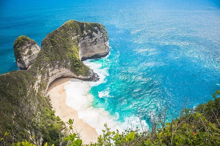 Nusa Penida Tourism spot in Bali