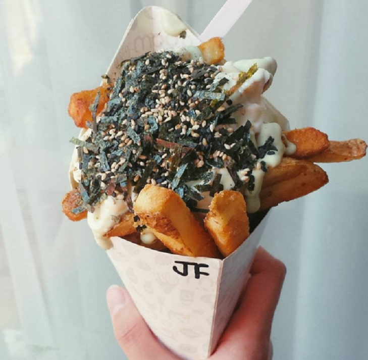Top Best Toronto Eats Under $5