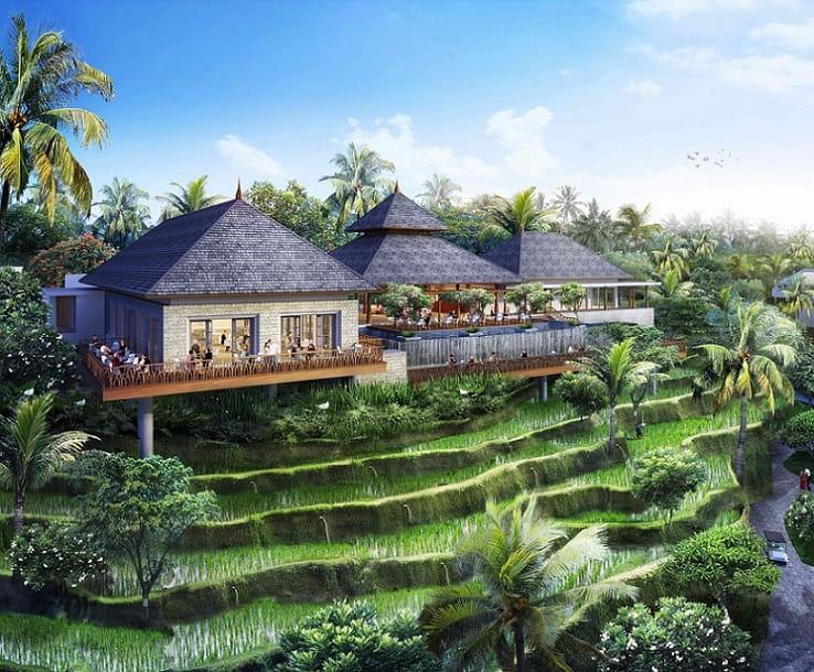 Ubud Bali Honeymoon Spot