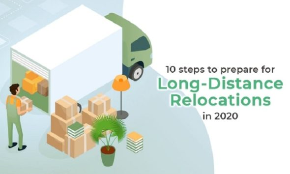 10 Steps To Prepare For Long-Distance Relocations In 2020