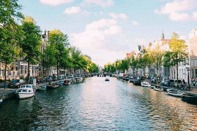 Canal Belt of Amsterdam