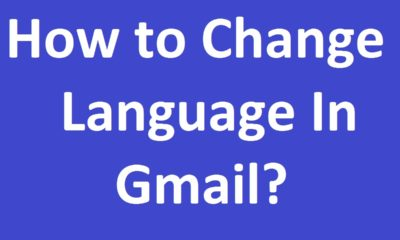 How to Change Language in Gmail