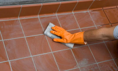 The Best Way to Make Grout Neat and Clean