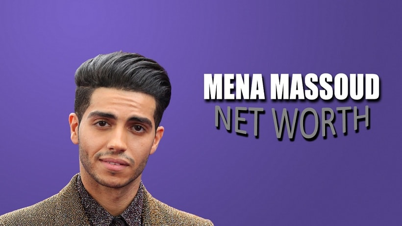 mena massoud net worth