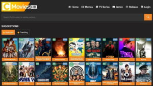 CmoviesHD - 8 Best YIFY Alternatives For Torrenting