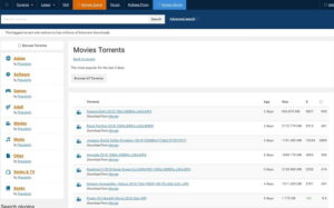 ISOHunt - 8 Best YIFY Alternatives For Torrenting