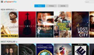 Popcornflix - Best CouchTuner Free Alternatives