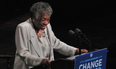 4 Greatest Achievements of Maya Angelou