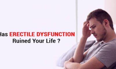 Has erectile dysfunction ruined your life