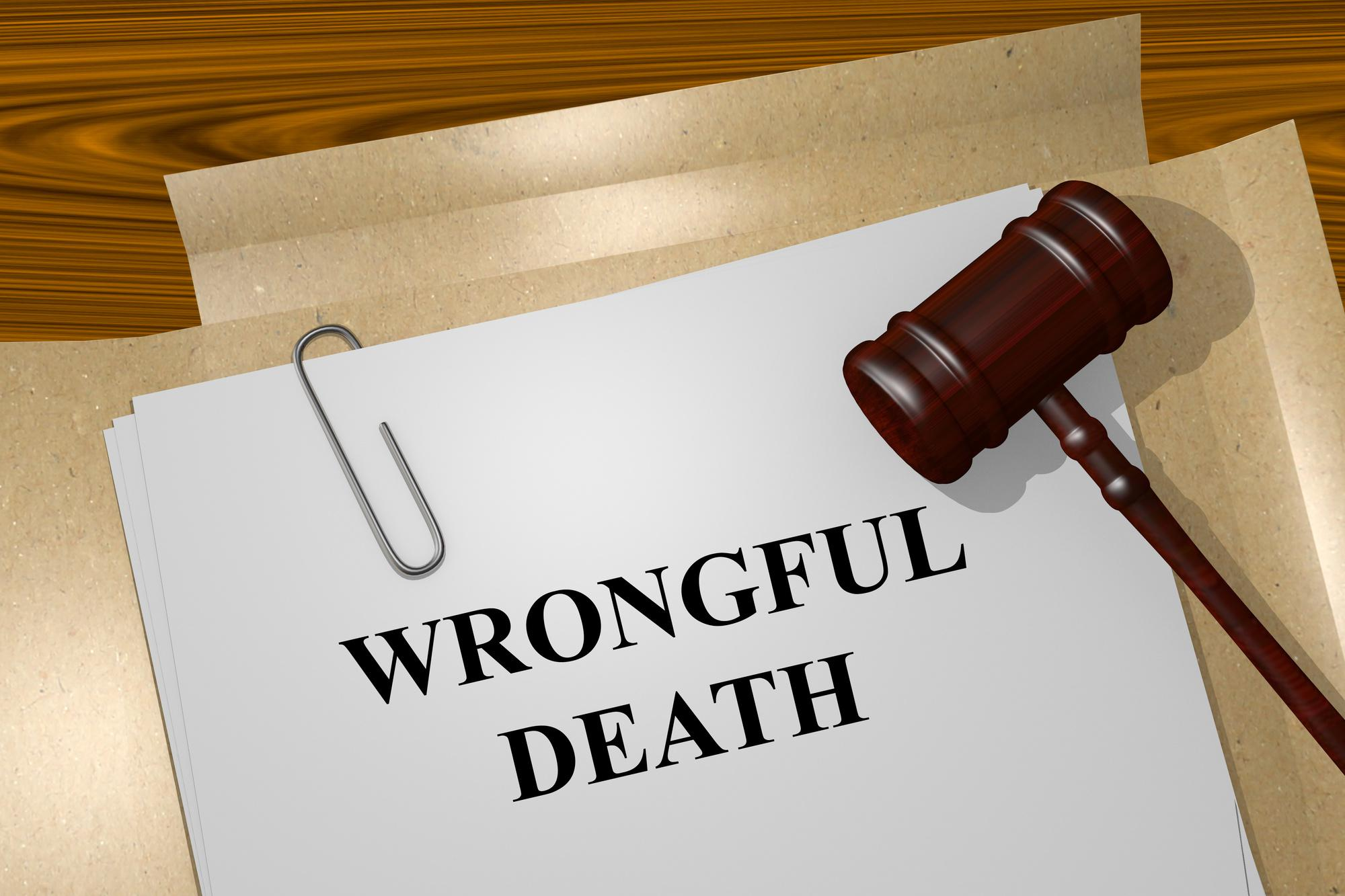 How Does a Wrongful Death Lawsuit Work