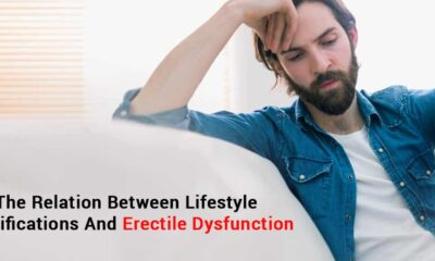 Relation between Lifestyle Modifications and Erectile Dysfunction