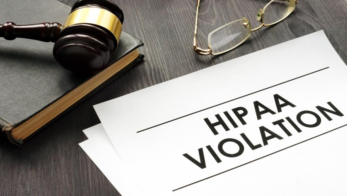 Violate HIPAA