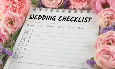 Wedding Checklist for Couples