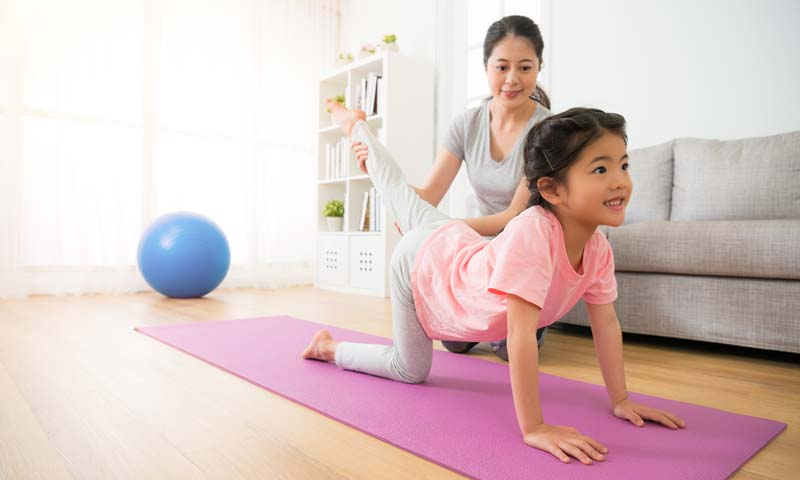 5 Best Ways to Motivate Your Kids for Exercise