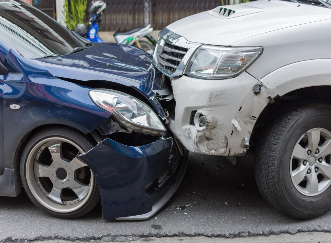 Car Crash Recovery