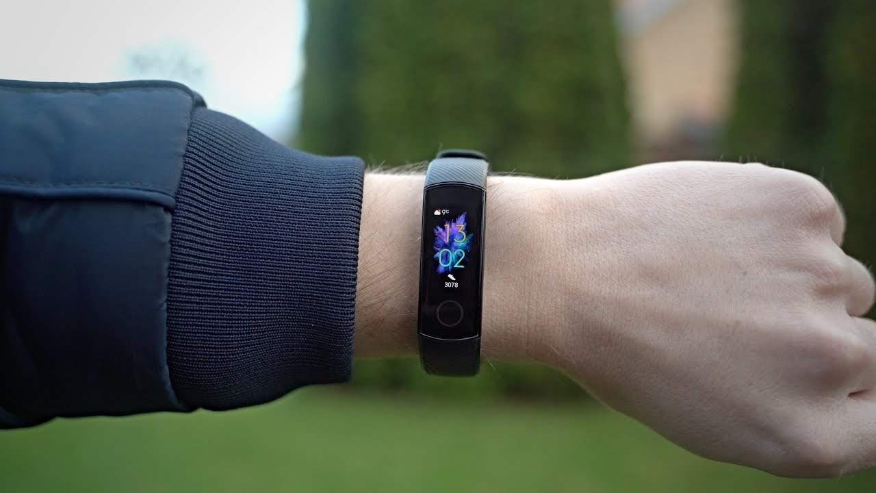 Honor Band 5 Review - Best Fitness Tracker Under $100