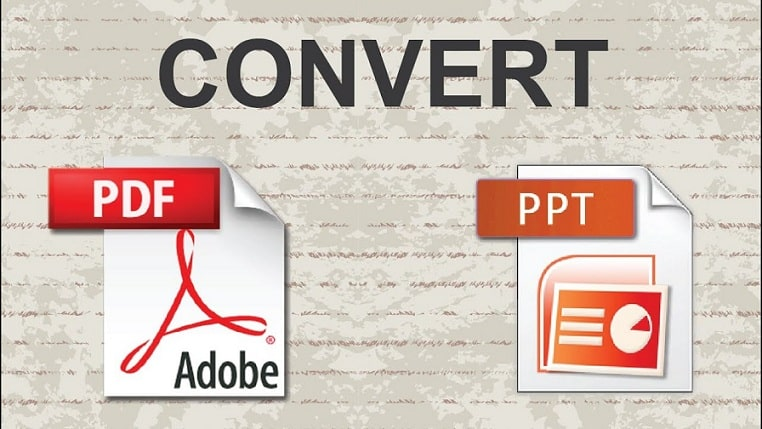 The Best Tool for Converting PDF Files to PPT