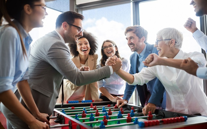 Workplace Games