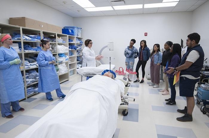 Caribbean medical school
