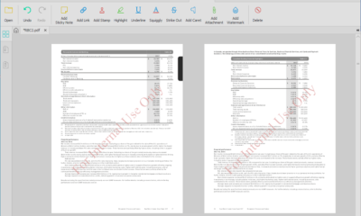 PDF Watermarking How to Add Watermarks Online with GogoPDF