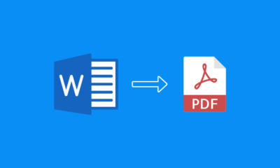 How to Change Word to PDF on Mac and Windows