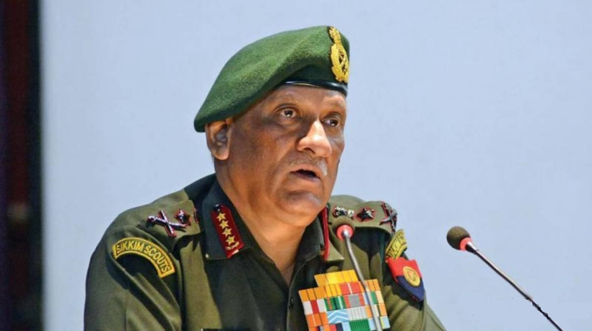 CDS What Is The Role Of Chief Of Defence Staff