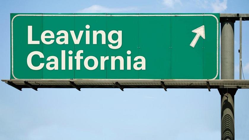 California Exodus