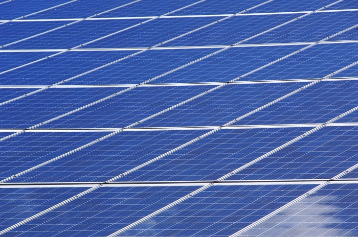 Solar Powered Generator