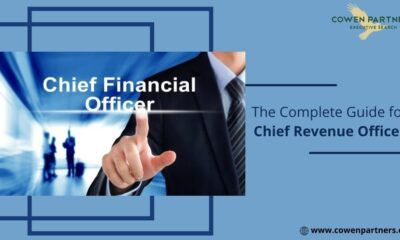 The Complete Guide for Chief Revenue Officer